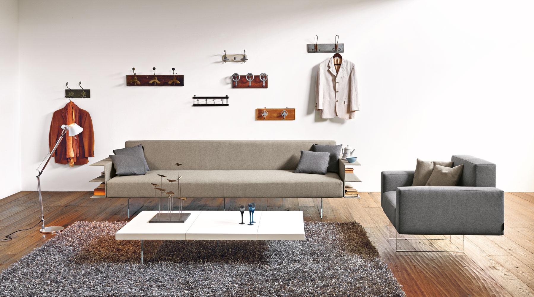 Delfanti arredamenti air divano for Listino prezzi lago arredamenti