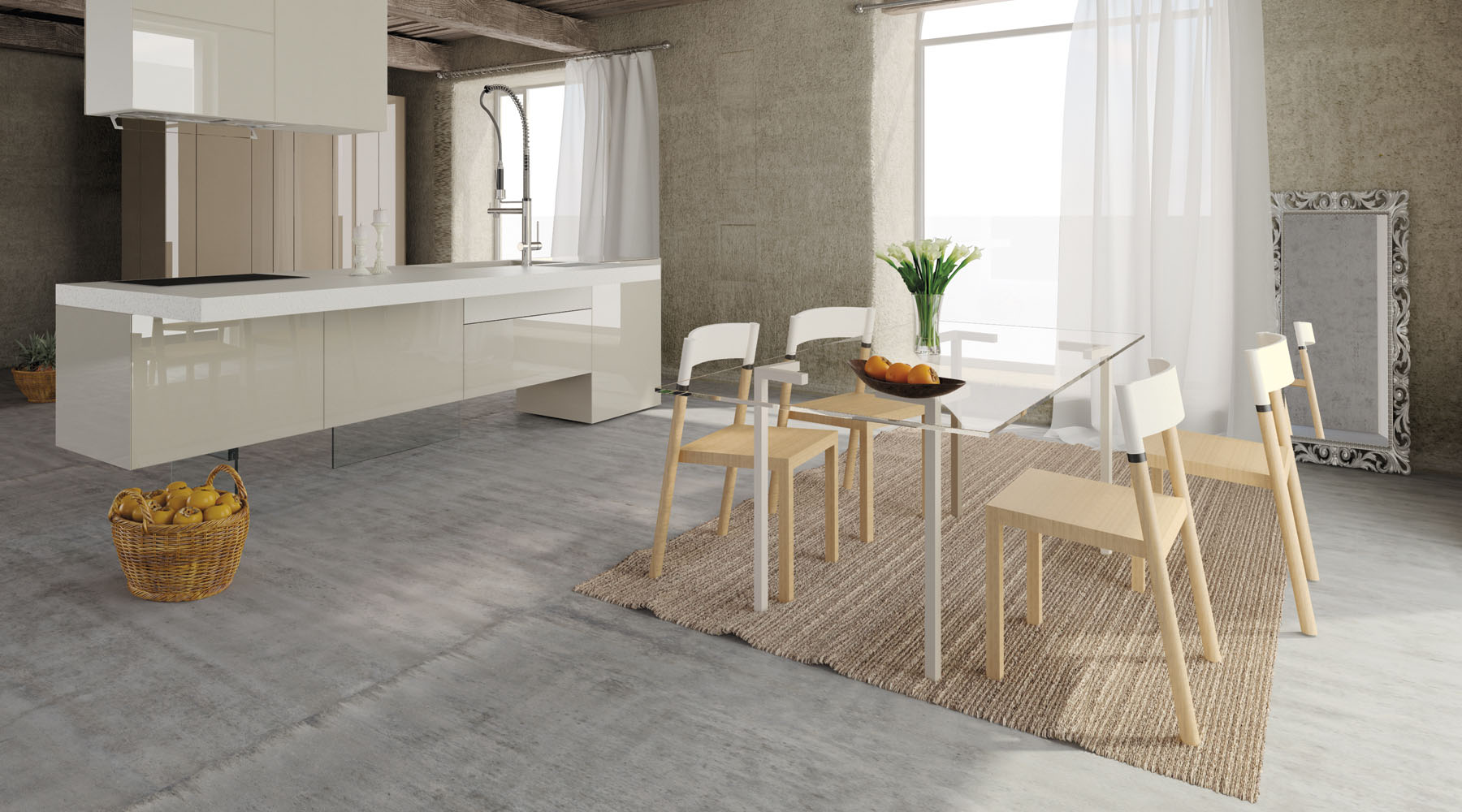 Delfanti arredamenti sedia joynt for Tavoli e sedie design offerte