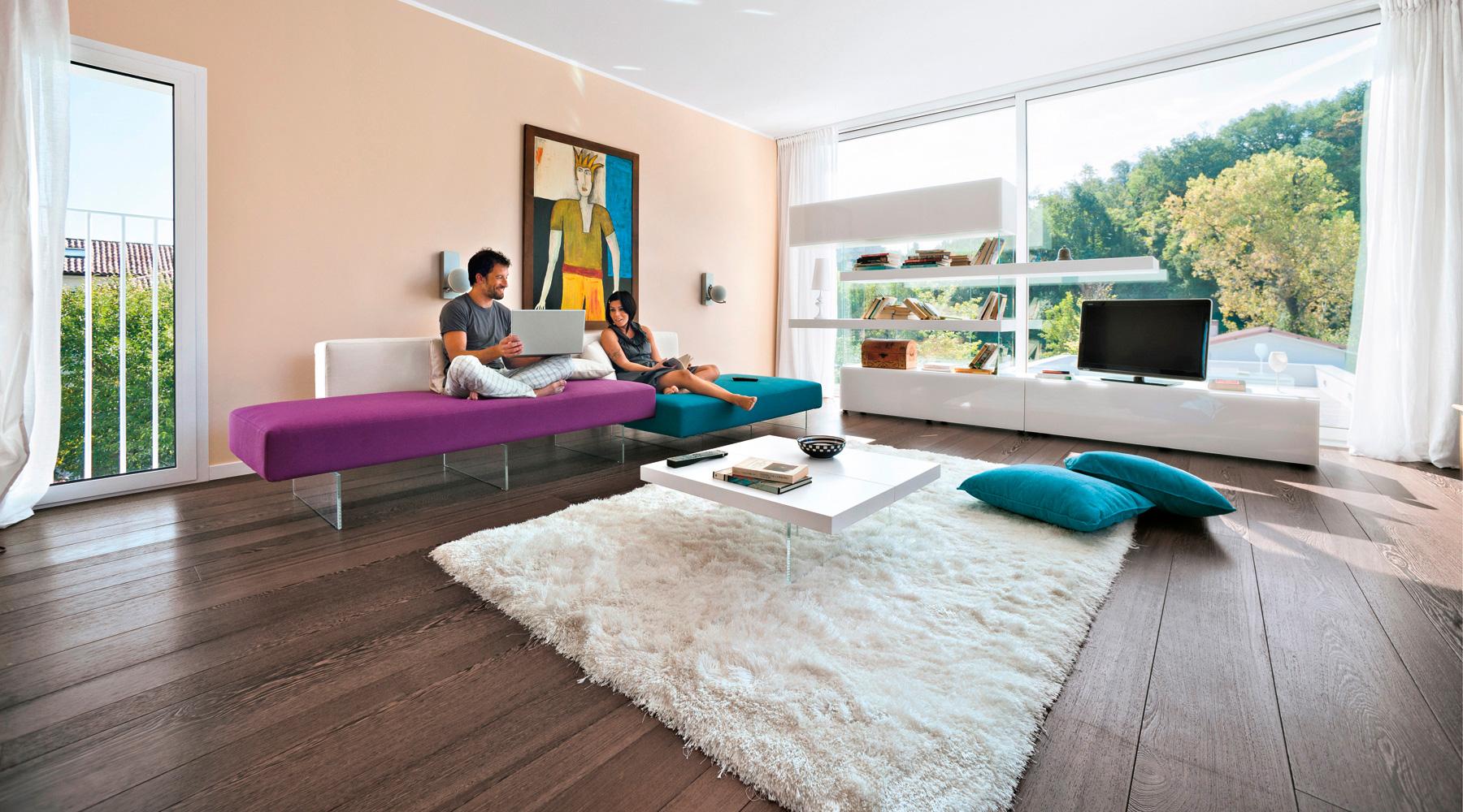 Delfanti arredamenti air divano for Outlet di mobili di design pittsburgh