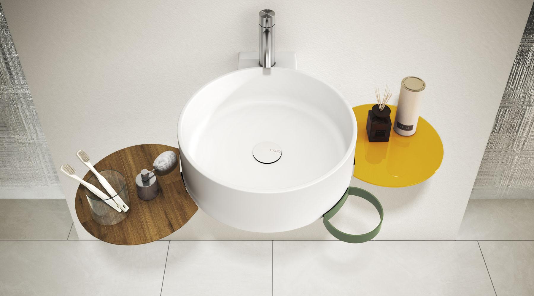 Delfanti arredamenti cellule - Lavabo bagno design ...