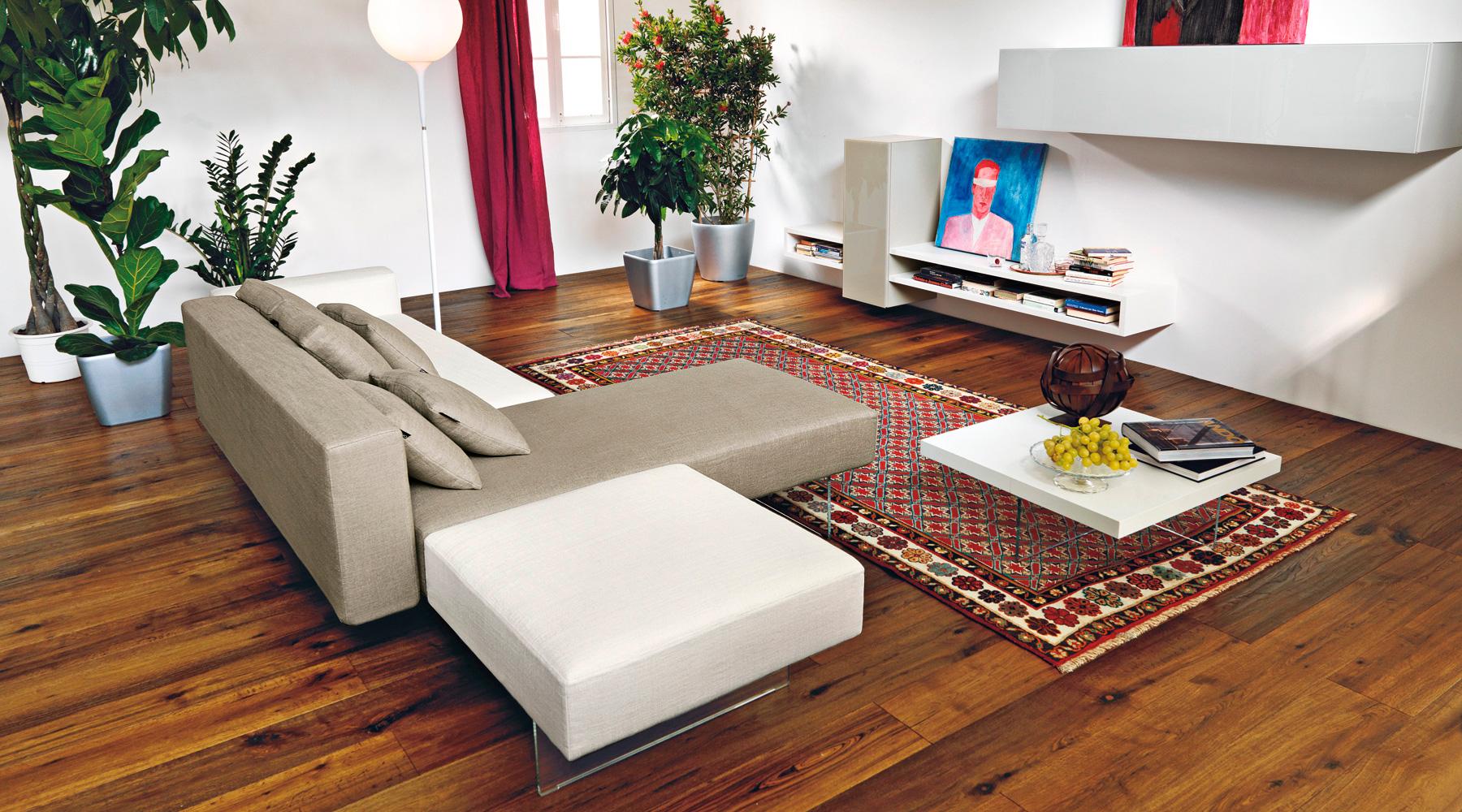 Delfanti arredamenti air divano - Mobili soggiorno lago ...
