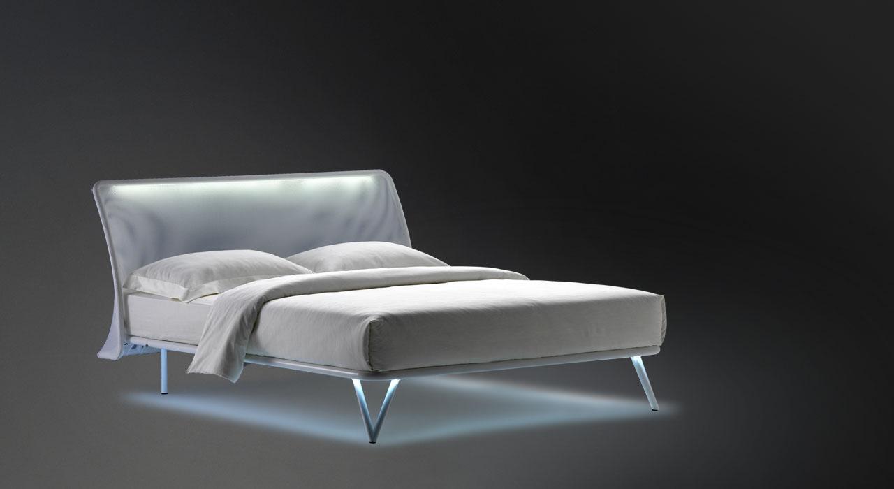 Delfanti arredamenti essentia for Camere da letto flou