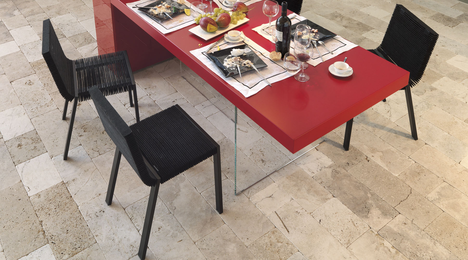 Delfanti Arredamenti | Air table