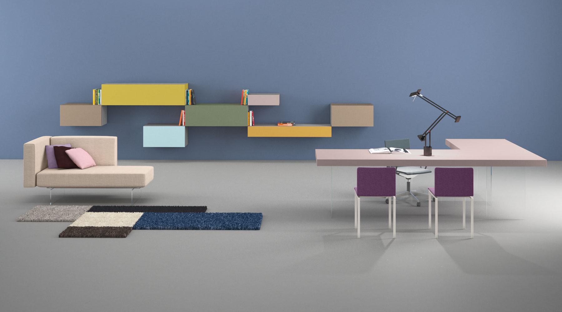 Delfanti arredamenti sistema 36e8 for Outlet di mobili di design pittsburgh